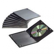 PACK 10 FELLOWS CUSTODIE PER CD/DVD SLIM