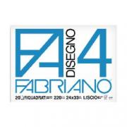 ALBUM DISEGNO 24X33 FABR LIS RIQ 20FF