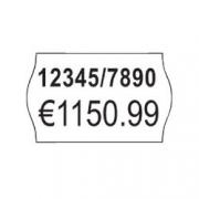 CF10 ETICHETTE 2 LINEE PERMAN 16X26