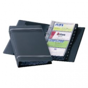 BUSINESSCARD RINGBINDER GO 200 CARDS