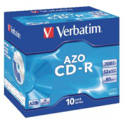 CF10 CRYS VERB CD-R 700MB1X52X