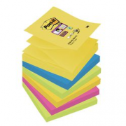 PK6 Z NOTES RIO 76X76 POST-IT SS