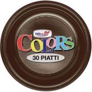 CF30 PIATTI PIANI CIOCCOLATO