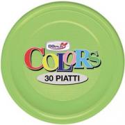 CF30 PIATTI FONDI VERDE ACIDO