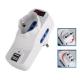 ADATT ROT. 16A 2X2P TBIP SCH BIP USB